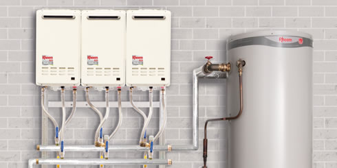 Commercial Plumbing and Gasfitting